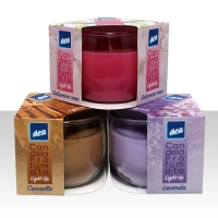 Light-Up Scented Candles